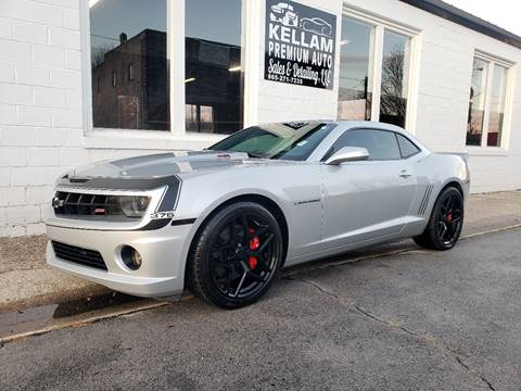 2013 Chevrolet Camaro for sale at Kellam Premium Auto Sales & Detailing LLC in Loudon TN