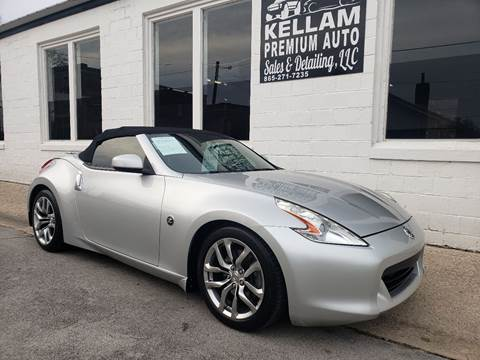 2011 Nissan 370Z for sale at Kellam Premium Auto Sales & Detailing LLC in Loudon TN
