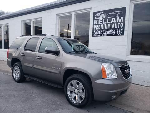 2007 GMC Yukon for sale at Kellam Premium Auto Sales & Detailing LLC in Loudon TN