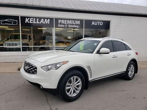 2009 Infiniti FX35 for sale at Kellam Premium Auto Sales & Detailing LLC in Loudon TN