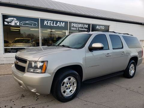 2009 Chevrolet Suburban for sale at Kellam Premium Auto Sales & Detailing LLC in Loudon TN