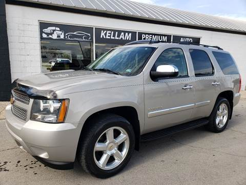 2007 Chevrolet Tahoe for sale at Kellam Premium Auto Sales & Detailing LLC in Loudon TN