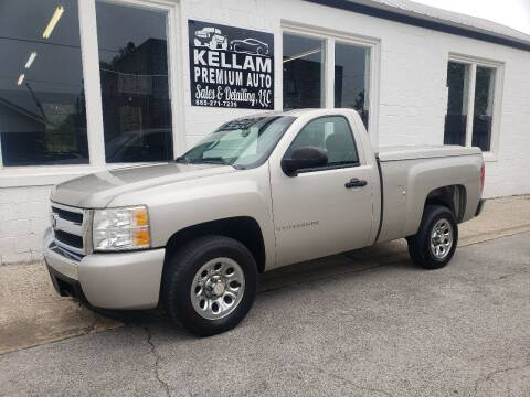 2008 Chevrolet Silverado 1500 for sale at Kellam Premium Auto Sales & Detailing LLC in Loudon TN