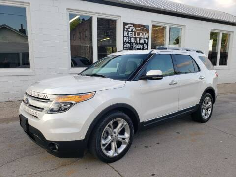 2011 Ford Explorer for sale at Kellam Premium Auto Sales & Detailing LLC in Loudon TN