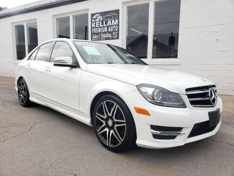 2014 Mercedes-Benz C-Class for sale at Kellam Premium Auto Sales & Detailing LLC in Loudon TN