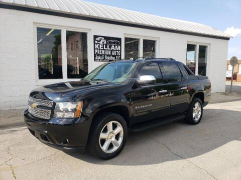 2008 Chevrolet Avalanche for sale at Kellam Premium Auto Sales & Detailing LLC in Loudon TN