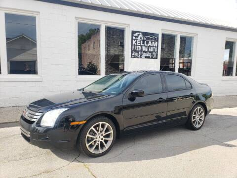 2008 Ford Fusion for sale at Kellam Premium Auto Sales & Detailing LLC in Loudon TN
