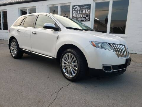 2011 Lincoln MKX for sale at Kellam Premium Auto Sales & Detailing LLC in Loudon TN