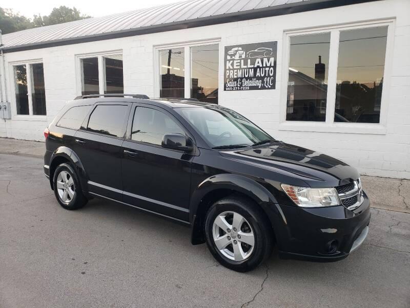 2012 Dodge Journey for sale at Kellam Premium Auto Sales & Detailing LLC in Loudon TN