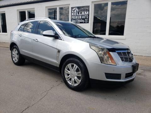 2010 Cadillac SRX for sale at Kellam Premium Auto Sales & Detailing LLC in Loudon TN