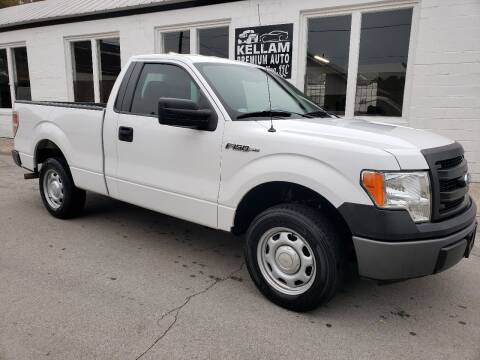2014 Ford F-150 for sale at Kellam Premium Auto Sales & Detailing LLC in Loudon TN