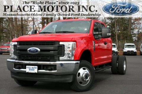 2019 Ford F-350 Super Duty for sale in Webster, MA