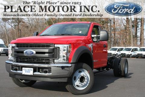 2019 Ford F-450 Super Duty for sale in Webster, MA