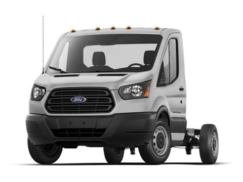 2019 Ford Transit Chassis Cab for sale in Webster, MA