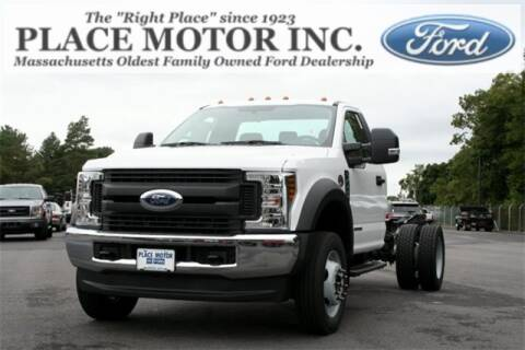 2019 Ford F-550 Super Duty for sale in Webster, MA