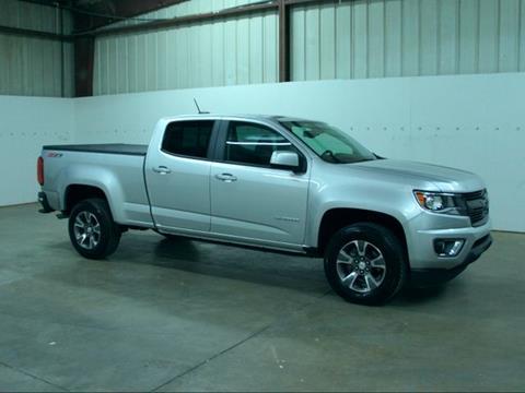 2017 Chevrolet Colorado for sale at Arcola Auto Sales INC in Haughton LA