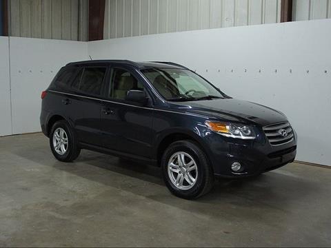 2012 Hyundai Santa Fe GLS for sale at Arcola Auto Sales INC in Haughton LA