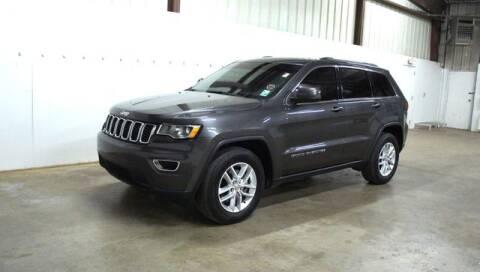 2017 Jeep Grand Cherokee Laredo for sale at Arcola Auto Sales INC in Haughton LA