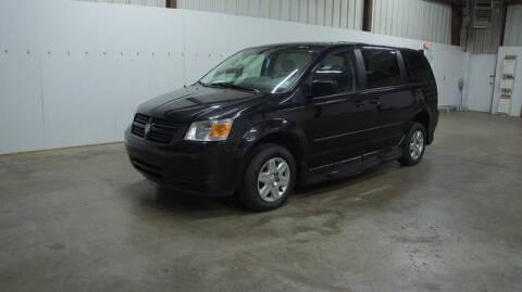 2008 Dodge Grand Caravan SE for sale at Arcola Auto Sales INC in Haughton LA