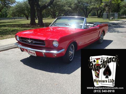 1965 Ford Mustang For Sale Carsforsale Com 174