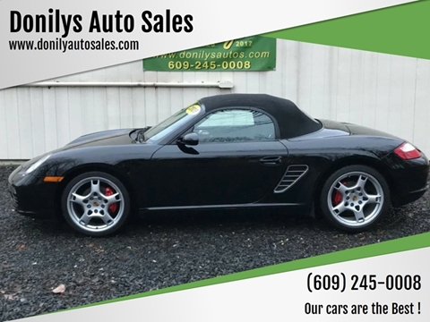 2008 Porsche Boxster for sale in Tabernacle, NJ
