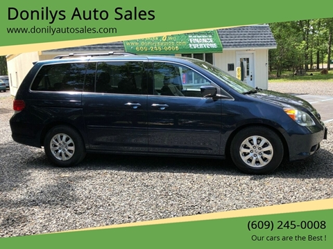 2010 Honda Odyssey for sale in Tabernacle, NJ