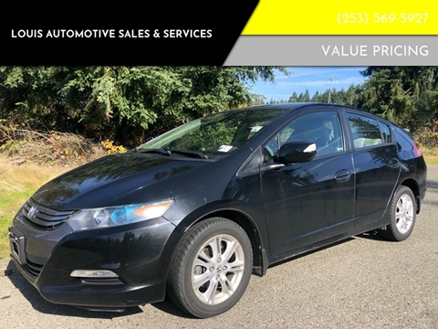 2010 Honda Insight for sale in Federal Way, WA