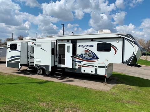2014 Keystone Avalanche for sale in Marshall, MN