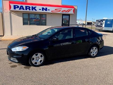 2016 Dodge Dart SE for sale at Park-N-Sell in Marshall MN