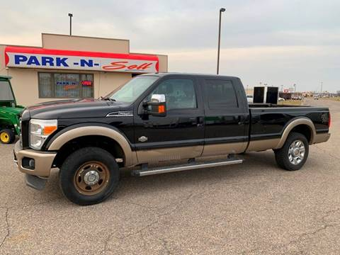 2012 Ford F-250 Super Duty King Ranch for sale at Park-N-Sell in Marshall MN