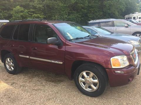 2002 GMC Envoy for sale at Schlotzhauer Auto in Gravois Mills MO