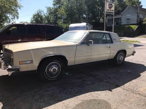 1984 Cadillac Eldorado for sale in Gravois Mills, MO