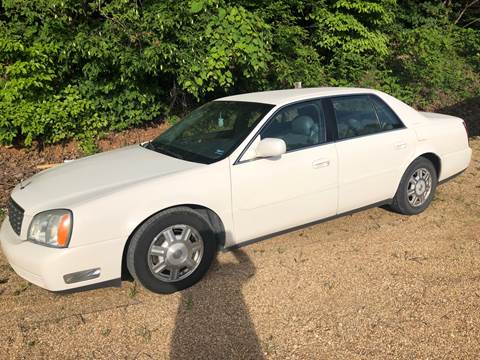 2003 Cadillac DeVille for sale in Gravois Mills, MO