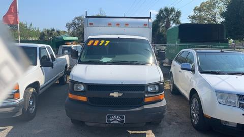 2004 Chevrolet Express Cutaway for sale in North Charleston, SC