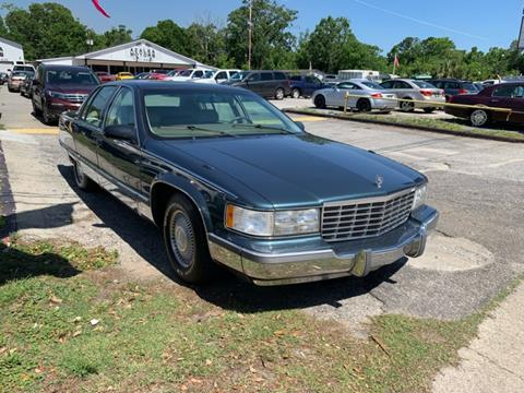 1995 Cadillac Fleetwood for sale in North Charleston, SC