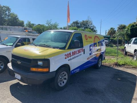 2013 Chevrolet Express Cargo for sale in North Charleston, SC