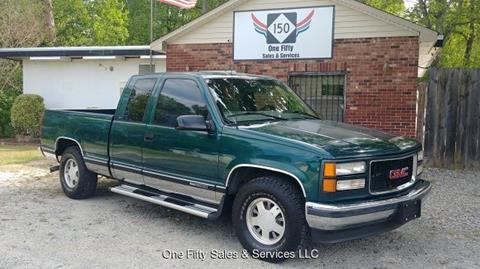 1997 GMC Sierra 1500 for sale in Lexington, NC