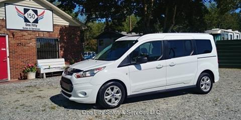 2016 Ford Transit Connect Wagon for sale in Lexington, NC