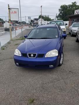 2005 Suzuki Forenza for sale in Warren, OH