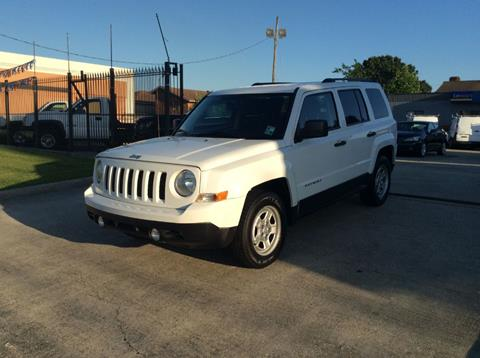 2016 Jeep Patriot for sale in Metairie, LA