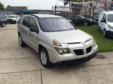 2005 Pontiac Aztek for sale in Metairie, LA
