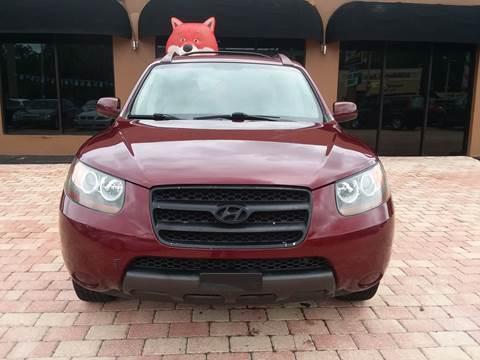 2007 Hyundai Santa Fe for sale in Tampa, FL