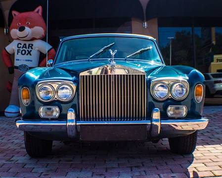 Rolls-Royce Silver Shadow For Sale in Tampa, FL - ASV Auto Group