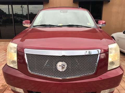 Cadillac Escalade For Sale in Tampa, FL - ASV Auto Group