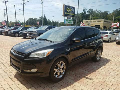 Used Cars Tampa >> 2013 Ford Escape For Sale In Tampa Fl