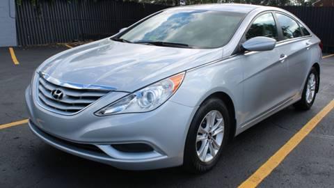 2011 Hyundai Sonata for sale in Detroit, MI