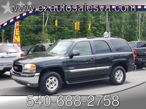 2004 GMC Yukon for sale in Stafford, VA