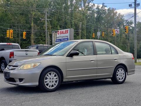 2005 Honda Civic for sale in Stafford, VA