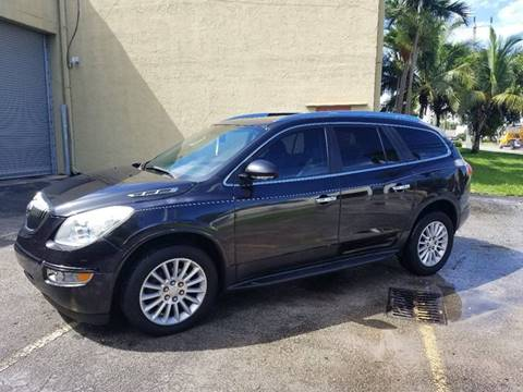 2010 Buick Enclave for sale at Alma Car Sales in Miami FL