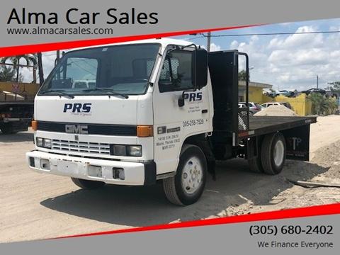 1993 GMC W4500 for sale in Miami, FL